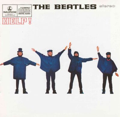 Ryan's Blog: The Beatles Album Covers